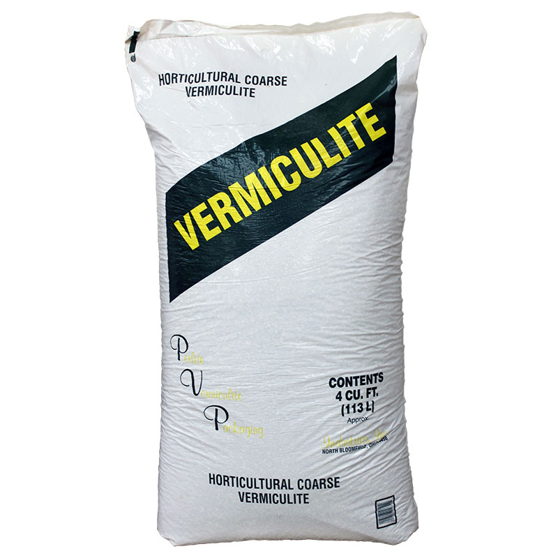 coarse verm bag